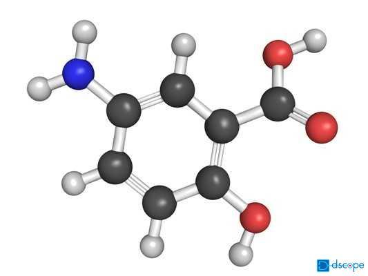 クローン病 メサラジン
