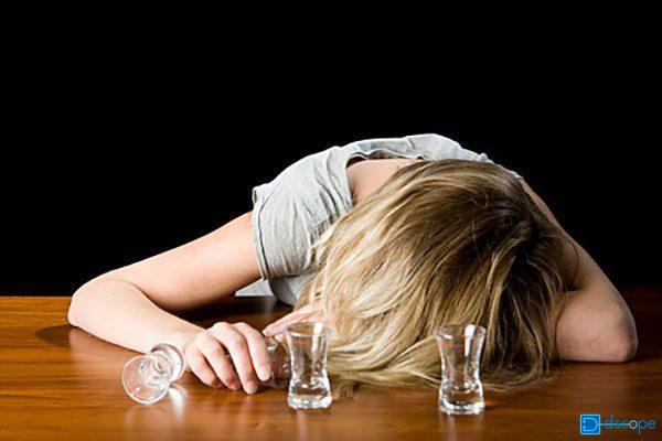 急性アルコール中毒