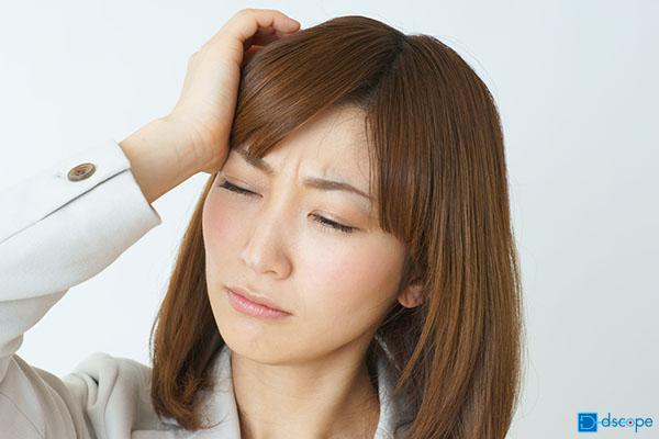 頭が痛い(頭痛)