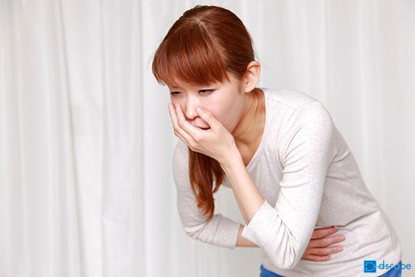 【嘔吐(おうと)した】他に症状はありますか?